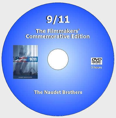 9/11 - The Filmmakers Commemorative Edition (2002) [2 DVDs - 3h]