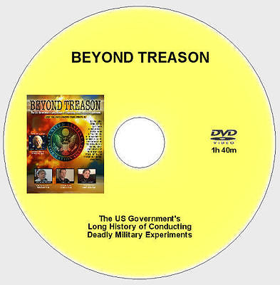Beyond Treason [DVD - 1h40m]