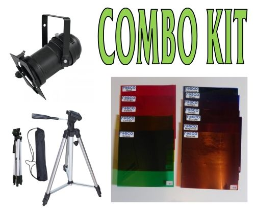 Complete Spectro-Chrome Colour Therapy Combo Kit