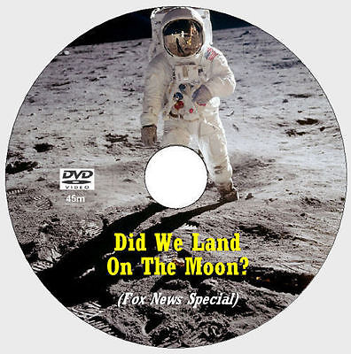 Did We Land on the Moon? [DVD - 45m]