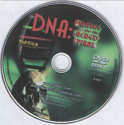 DNA: Pirates of the Sacred Spiral - Dr Len Horowitz [2 DVDs - 3h30m]