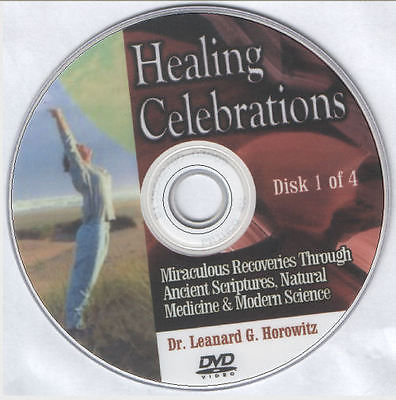 Healing Celebrations - Dr Len Horowitz (4 DVDs total over 8 Hours]