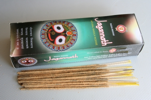 Jagannath Incense - 200 grams