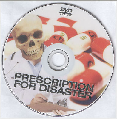 Prescription For Disaster [DVD - 1h30m]