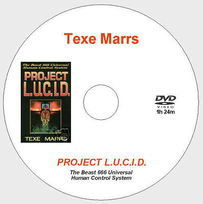 Project L.U.C.I.D. An In-depth Report - Texe Marrs [DVD - 1h24m]
