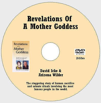 Revelations of a Mother Goddess - David Icke [DVD 2h55m]