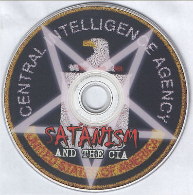Satanism and the CIA [DVD - 1h15m]