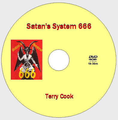 Satans System 666 - Terry Cook [DVD - 1h30m]