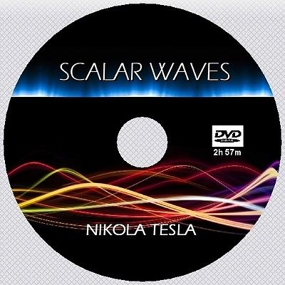 SCALAR WAVES - NIKOLA TESLA  [DVD - 2h57m]