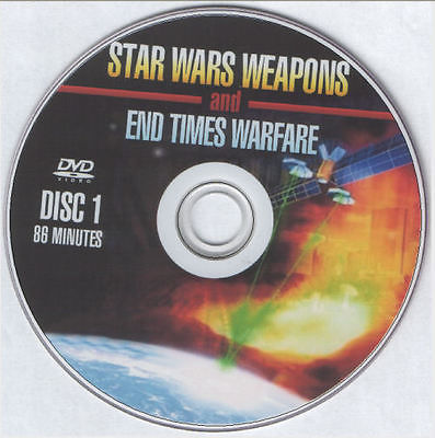 Star Wars Weapons - Dr Len Horowitz [3 DVDs - 4h+]
