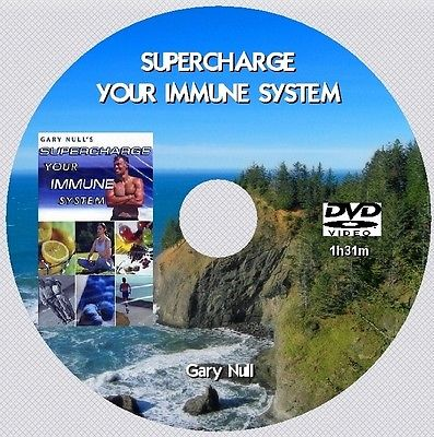 SUPERCHARGE YOUR IMMUNE SYSTEM  [DVD - 1h 31m]