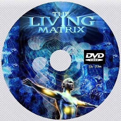 THE LIVING MATRIX  [DVD - 1h23m]