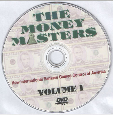 The Money Masters [2 DVDs - 210 mins.]