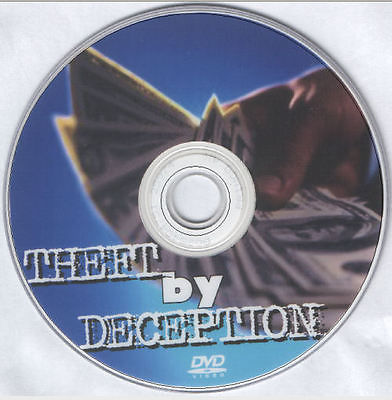 Theft by Deception [DVD - 1h38m]