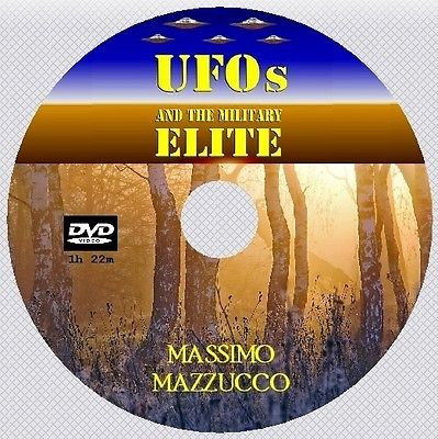 UFO'S AND THE MILITARY ELITE [DVD - 1h22m]
