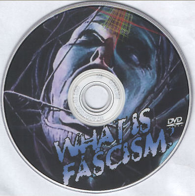 What is Fascism [DVD - 1h10m]